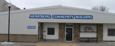 Armstrong Iowa City Hall and Community Center